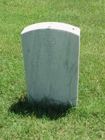 COLDWELL (VETERAN WWI), OSCAR - Pulaski County, Arkansas   OSCAR COLDWELL (VETERAN WWI) - Arkansas Gravestone Photos