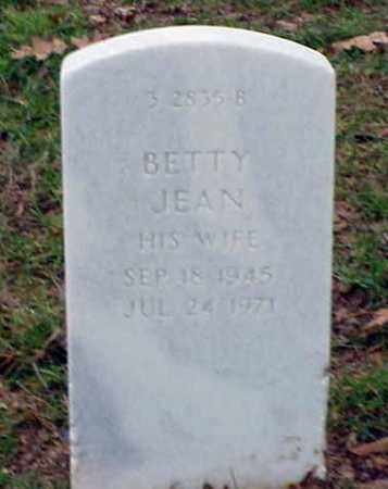COLEMAN, BETTY JEAN - Pulaski County, Arkansas | BETTY JEAN COLEMAN - Arkansas Gravestone Photos