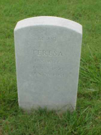 COLLINS, TERESA - Pulaski County, Arkansas | TERESA COLLINS - Arkansas Gravestone Photos