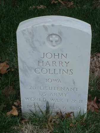 COLLINS (VETERAN 2 WARS), JOHN HARRY - Pulaski County, Arkansas   JOHN HARRY COLLINS (VETERAN 2 WARS) - Arkansas Gravestone Photos