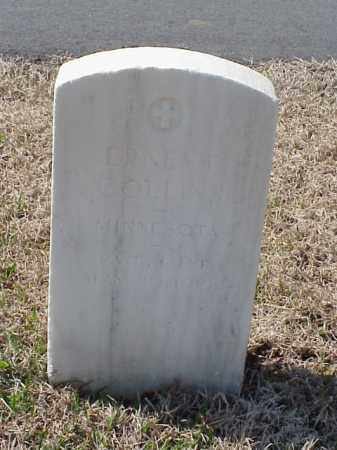 COLLINS (VETERAN), ERNEST - Pulaski County, Arkansas | ERNEST COLLINS (VETERAN) - Arkansas Gravestone Photos