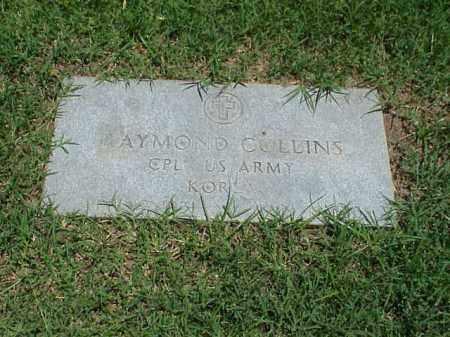 COLLINS (VETERAN KOR), RAYMOND - Pulaski County, Arkansas | RAYMOND COLLINS (VETERAN KOR) - Arkansas Gravestone Photos