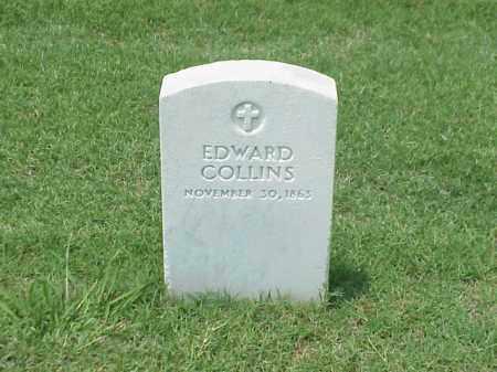 COLLINS (VETERAN UNION), EDWARD - Pulaski County, Arkansas   EDWARD COLLINS (VETERAN UNION) - Arkansas Gravestone Photos