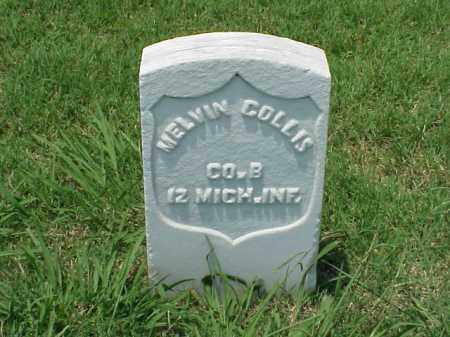 COLLIS (VETERAN UNION), MELVIN - Pulaski County, Arkansas   MELVIN COLLIS (VETERAN UNION) - Arkansas Gravestone Photos