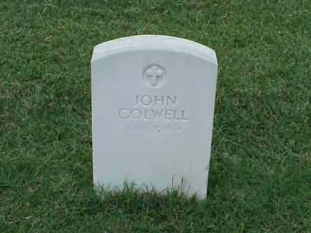 COLWELL (VETERAN UNION), JOHN - Pulaski County, Arkansas | JOHN COLWELL (VETERAN UNION) - Arkansas Gravestone Photos