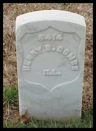 COMBS (VETERAN UNION), HENRY B - Pulaski County, Arkansas   HENRY B COMBS (VETERAN UNION) - Arkansas Gravestone Photos