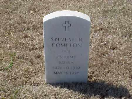 COMPTON (VETERAN KOR), SYLESTER - Pulaski County, Arkansas | SYLESTER COMPTON (VETERAN KOR) - Arkansas Gravestone Photos