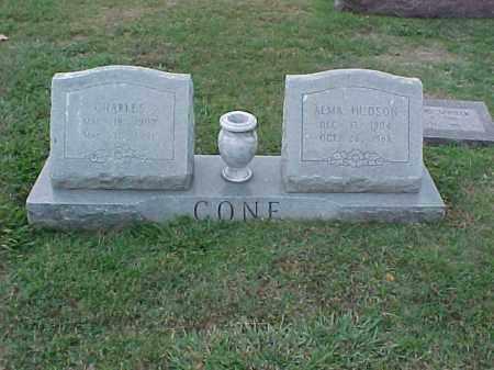 CONE, CHARLES - Pulaski County, Arkansas | CHARLES CONE - Arkansas Gravestone Photos