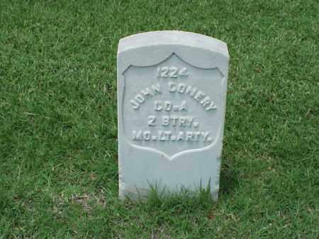 CONERY (VETERAN UNION), JOHN - Pulaski County, Arkansas   JOHN CONERY (VETERAN UNION) - Arkansas Gravestone Photos