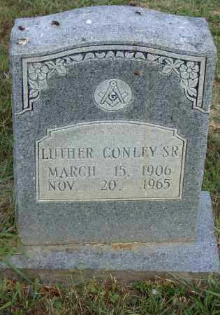CONLEY, SR., LUTHER - Pulaski County, Arkansas | LUTHER CONLEY, SR. - Arkansas Gravestone Photos