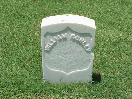 CONLEY (VETERAN UNION), WILLIAM - Pulaski County, Arkansas | WILLIAM CONLEY (VETERAN UNION) - Arkansas Gravestone Photos