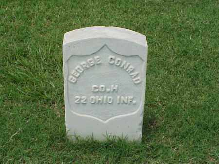 CONRAD (VETERAN UNION), GEORGE - Pulaski County, Arkansas   GEORGE CONRAD (VETERAN UNION) - Arkansas Gravestone Photos