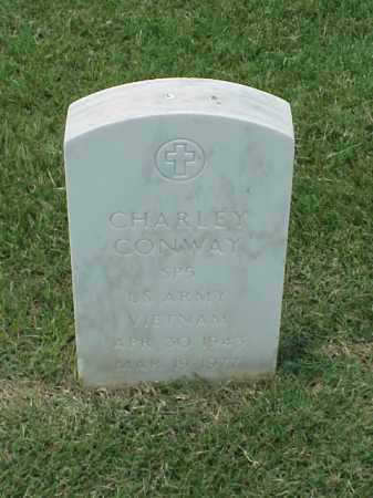 CONWAY (VETERAN VIET), CHARLEY - Pulaski County, Arkansas | CHARLEY CONWAY (VETERAN VIET) - Arkansas Gravestone Photos