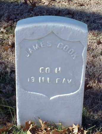 COOK (VETERAN UNION), JAMES - Pulaski County, Arkansas   JAMES COOK (VETERAN UNION) - Arkansas Gravestone Photos