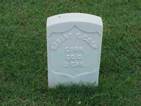 COOK (VETERAN UNION), ROBERT F - Pulaski County, Arkansas | ROBERT F COOK (VETERAN UNION) - Arkansas Gravestone Photos