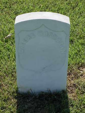 CORBORAN (VETERAN UNION), DALLAS - Pulaski County, Arkansas | DALLAS CORBORAN (VETERAN UNION) - Arkansas Gravestone Photos