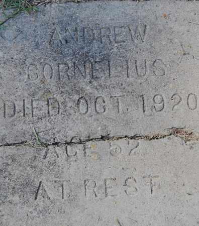 CORNELIUS, ANDREW - Pulaski County, Arkansas | ANDREW CORNELIUS - Arkansas Gravestone Photos