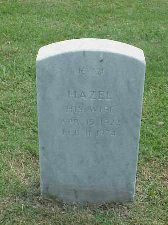 COSLIN, HAZEL - Pulaski County, Arkansas   HAZEL COSLIN - Arkansas Gravestone Photos