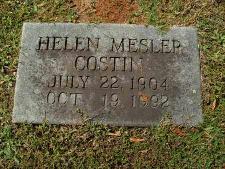 MESLER COSTIN, HELEN - Pulaski County, Arkansas | HELEN MESLER COSTIN - Arkansas Gravestone Photos