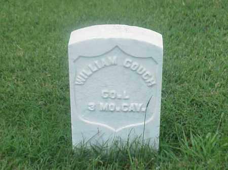 COUCH (VETERAN UNION), WILLIAM - Pulaski County, Arkansas | WILLIAM COUCH (VETERAN UNION) - Arkansas Gravestone Photos