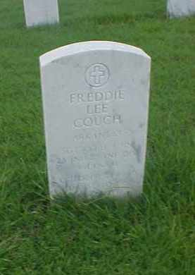 COUCH (VETERAN VIET), FREDDIE LEE - Pulaski County, Arkansas | FREDDIE LEE COUCH (VETERAN VIET) - Arkansas Gravestone Photos