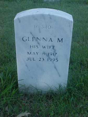 COVINGTON, GLENNA M - Pulaski County, Arkansas | GLENNA M COVINGTON - Arkansas Gravestone Photos