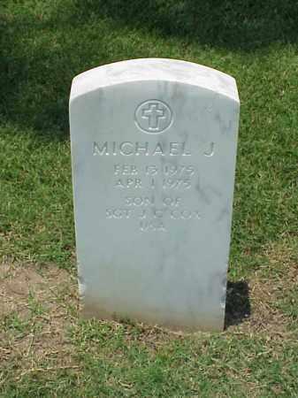 COX, MICHAEL J - Pulaski County, Arkansas | MICHAEL J COX - Arkansas Gravestone Photos