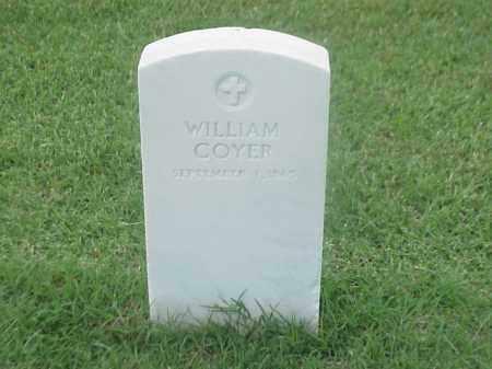 COYER, WILLIAM - Pulaski County, Arkansas | WILLIAM COYER - Arkansas Gravestone Photos