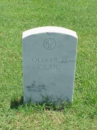 CRAIG (VETERAN 2 WARS), OLIVER H - Pulaski County, Arkansas | OLIVER H CRAIG (VETERAN 2 WARS) - Arkansas Gravestone Photos