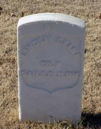 CRANE (VETERAN UNION), LINDSAY - Pulaski County, Arkansas   LINDSAY CRANE (VETERAN UNION) - Arkansas Gravestone Photos