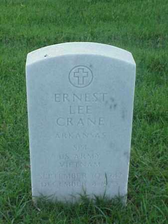CRANE (VETERAN VIET), ERNEST LEE - Pulaski County, Arkansas | ERNEST LEE CRANE (VETERAN VIET) - Arkansas Gravestone Photos