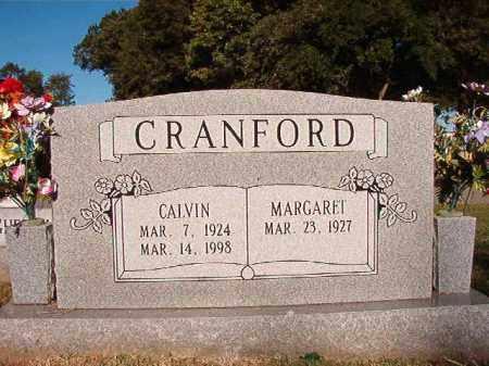CRANFORD, CALVIN - Pulaski County, Arkansas | CALVIN CRANFORD - Arkansas Gravestone Photos