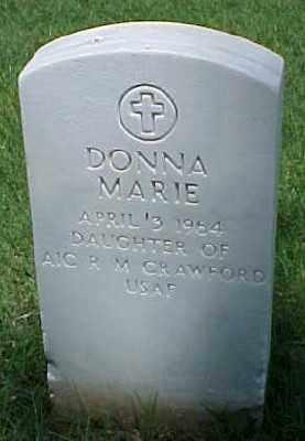 CRAWFORD, DONNA MARIE - Pulaski County, Arkansas | DONNA MARIE CRAWFORD - Arkansas Gravestone Photos
