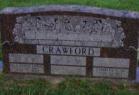 CRAWFORD, ELLEN CLAY - Pulaski County, Arkansas | ELLEN CLAY CRAWFORD - Arkansas Gravestone Photos