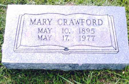 CRAWFORD, MARY - Pulaski County, Arkansas   MARY CRAWFORD - Arkansas Gravestone Photos