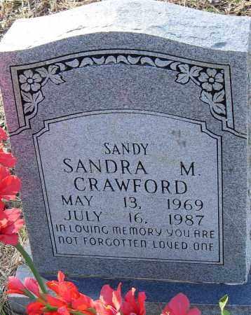 "CRAWFORD, SANDRA M ""SANDY"" - Pulaski County, Arkansas   SANDRA M ""SANDY"" CRAWFORD - Arkansas Gravestone Photos"