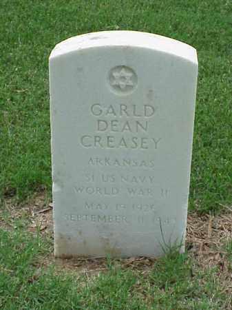 CREASEY (VETERAN WWII), GARLD DEAN - Pulaski County, Arkansas | GARLD DEAN CREASEY (VETERAN WWII) - Arkansas Gravestone Photos