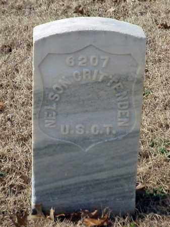CRITTENDEN (VETERAN UNION), NELSON - Pulaski County, Arkansas | NELSON CRITTENDEN (VETERAN UNION) - Arkansas Gravestone Photos