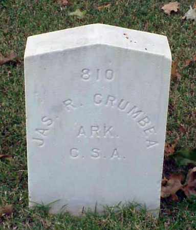 CRUMBEA (VETERAN CSA), JAMES R - Pulaski County, Arkansas | JAMES R CRUMBEA (VETERAN CSA) - Arkansas Gravestone Photos