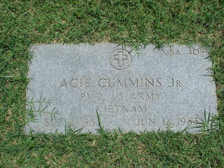 CUMMINS, JR (VETERAN VIET), ACIE - Pulaski County, Arkansas | ACIE CUMMINS, JR (VETERAN VIET) - Arkansas Gravestone Photos