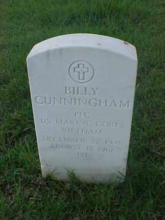 CUNNINGHAM (VETERAN VIET), BILLY - Pulaski County, Arkansas | BILLY CUNNINGHAM (VETERAN VIET) - Arkansas Gravestone Photos