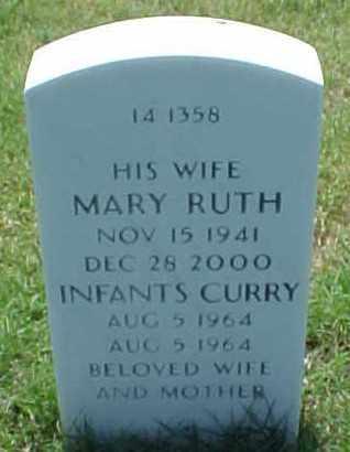CURRY, MARY RUTH - Pulaski County, Arkansas | MARY RUTH CURRY - Arkansas Gravestone Photos