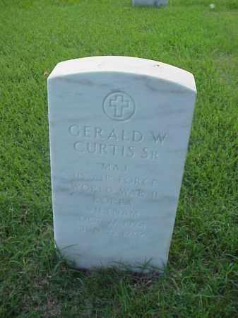 CURTIS SR (VETERAN 3 WARS), GERALD W - Pulaski County, Arkansas | GERALD W CURTIS SR (VETERAN 3 WARS) - Arkansas Gravestone Photos