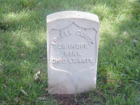 CURTIS (VETERAN UNION), LORELL - Pulaski County, Arkansas | LORELL CURTIS (VETERAN UNION) - Arkansas Gravestone Photos