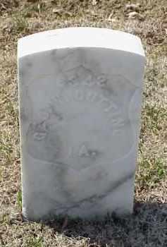 CUTTING  (VETERAN UNION), GEORGE W - Pulaski County, Arkansas | GEORGE W CUTTING  (VETERAN UNION) - Arkansas Gravestone Photos
