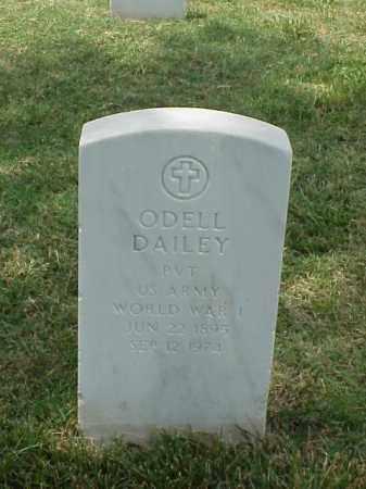 DAILEY (VETERAN WWI), ODELL - Pulaski County, Arkansas | ODELL DAILEY (VETERAN WWI) - Arkansas Gravestone Photos