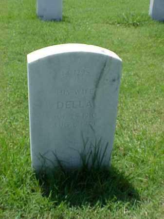 DAMERON, DELLA - Pulaski County, Arkansas | DELLA DAMERON - Arkansas Gravestone Photos