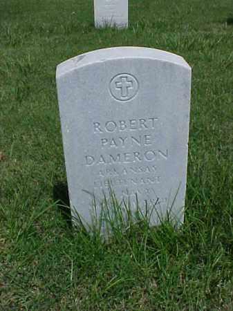 DAMERON (VETERAN), ROBERT PAYNE - Pulaski County, Arkansas | ROBERT PAYNE DAMERON (VETERAN) - Arkansas Gravestone Photos