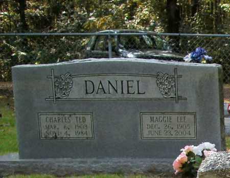 DANIEL, MAGGIE LEE - Pulaski County, Arkansas | MAGGIE LEE DANIEL - Arkansas Gravestone Photos