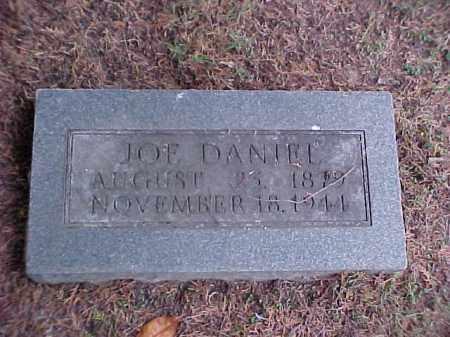 DANIEL, JOE - Pulaski County, Arkansas   JOE DANIEL - Arkansas Gravestone Photos